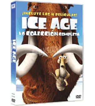 Ice Age Sga (4 Títulos) DVD