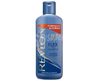 Flex Revlon Champú Anticaspa con Keratina 650 ml