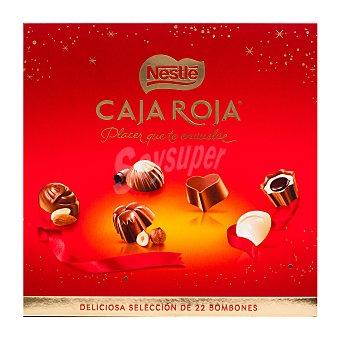 Caja Roja Nestlé Bombones Caja 200 g