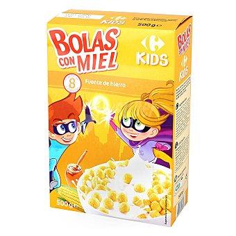 Carrefour Kids Cereales con maíz y miel 500 g