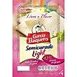 Queso semicurado light lonchas Envase 200 g García Baquero