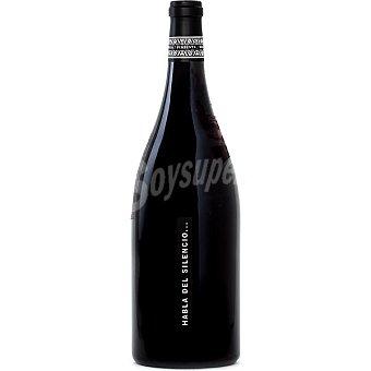 HABLA DEL SILENCIO Vino tinto de Extremadura magnum 15 l 15 l