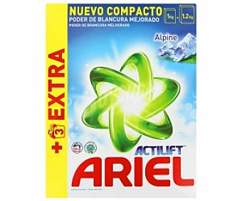 ARIEL Aftilift Detergente en polvo 37 Dosis