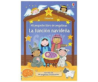 Usborne La función navideña, felicity brooks. Género infantil. Editorial Usborne.