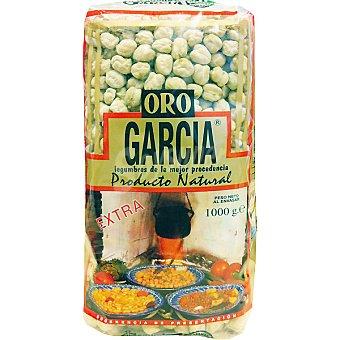 García Garbanzo Oro Mexico extra bolsa 1 kg Bolsa 1 kg