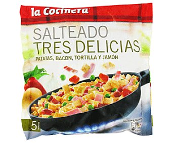 La Cocinera Salteado Tres Delicias 500g