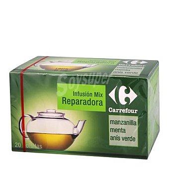 Carrefour Infusión Mix Reparadora 20 ud