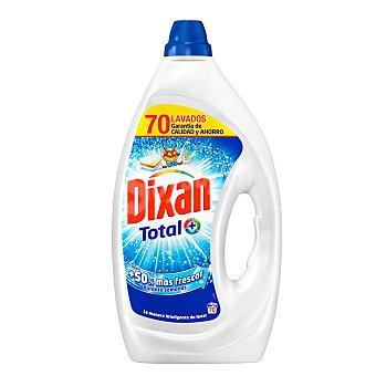 DIXAN Total Detergente líquido Dixan Total 70 lavados