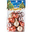 Surtidos de bolas de chocolate para arbol de Navidad Bolsa 300 g Simón Coll