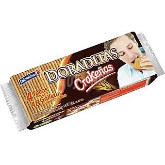 COLOMBINA Crackeñas Doraditas Estuche 336 g