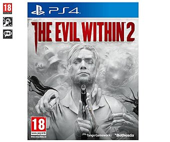 Koch Media Videojuego The Evil Within 2 para playstation 4. Género: Acción. pegi: +18 The Evil Within 2 Ps4