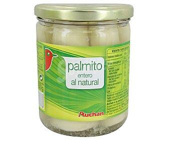 Auchan Palmito Entero Al Natural Frasco de 250 Gramos
