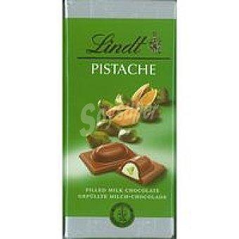 Lindt Chocolate relleno de pistacho Tableta 100 g