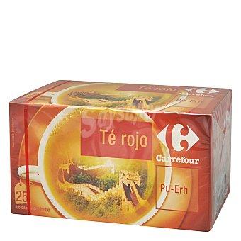 Carrefour Té rojo 25 ud