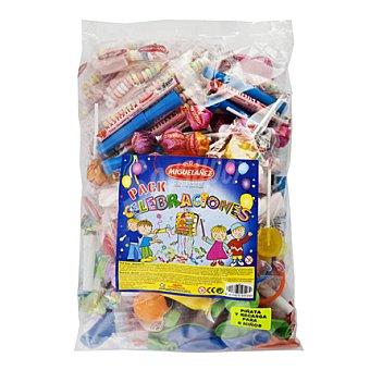 Miguelañez Piñata + cargador de caramelos para 8 niños 1 ud