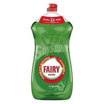 Fairy Lavavajillas mano ultra Original Botella 1,25 l