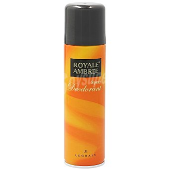 Royale Ambree Desodorante Spray 250 ml