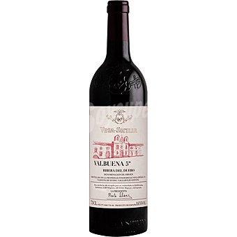 Valbuena Vino tinto reserva 2013 D.O. Ribera del Duero Botella 75 cl
