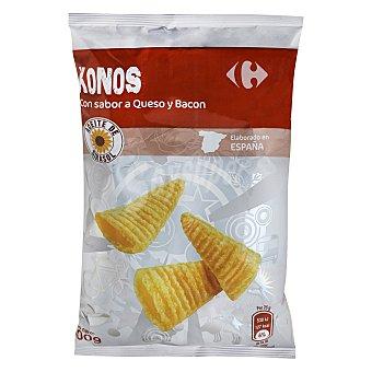 Carrefour Konos con sabor a queso y bacon 100 g