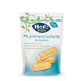 Hero Baby Galleta sin gluten para bebés desde los 4 meses Estuche 180 g