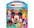 Pintar y borrar: Disney Junior, vv.aa. Género: Infantil. Editorial  Iberia Editorial
