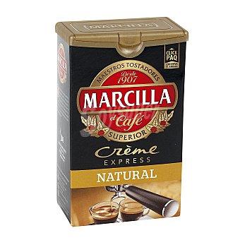 Marcilla Café Molido Natural Créme Express paquete 250 g