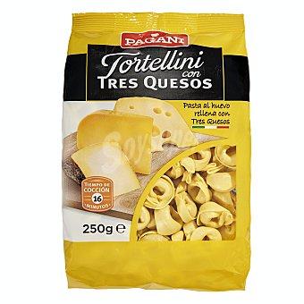 Pagani Tortellini con tres quesos Pagani Paquete 250 g