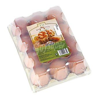 La Receta Huevos frescos categoria A clase L Estuche 12 uds