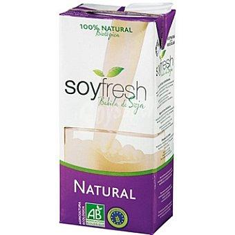 SOYFRESH bebida de soja 100% natural ecológica envase 1 l