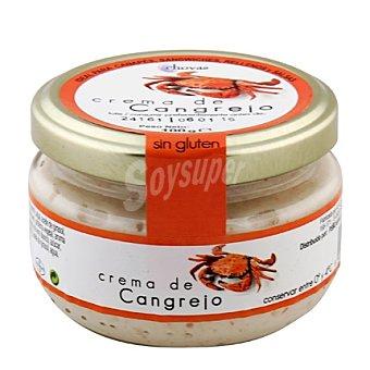Pescaviar Chovas Crema de queso con Cangrejo especial para untar, salsas y rellenos 100 g