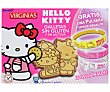Galletas Hello Kitty sin gluten y sin lactosa Caja 158 g Virginias