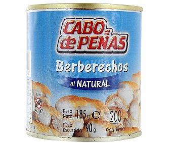 Cabo de Peñas Berberechos al natural 90 g
