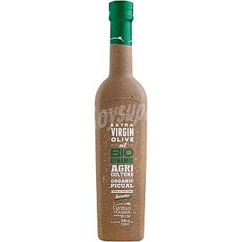 Castillo de canena Aceite de oliva virgen extra picual ecológico de Úbeda Jaén botella 500 ml botella 500 ml