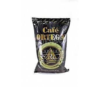 ORTEGA Oro Café natural en grano Bolsa 1000 g