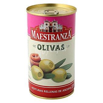 Maestranza Aceituna rellena de anchoa 150 g