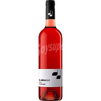EL MIRACLE Music garnacha-shiraz vino rosado D.O. Alicante Botella 75 cl