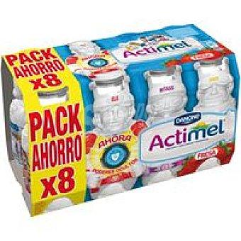 Danone Activikis de fresa Pack 8x100 ml