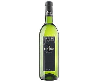 Ferriol Vino blanco con denominación de origen Penedés botella de 75 cl
