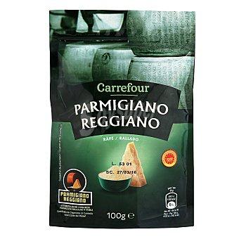 Carrefour Queso rallado parmesano 100 g