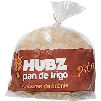 Hubz pan de trigo pita Bolsa 380 g