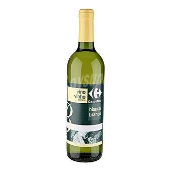 Carrefour Vino blanco de mesa 75 cl