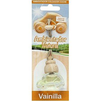 S&S Ambientador natural para pequeños espacios aroma vainilla Envase 1 unidad