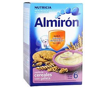 ALMIRÓN Papilla de cereales con galleta (a partir de los 6 meses) 500 gramos