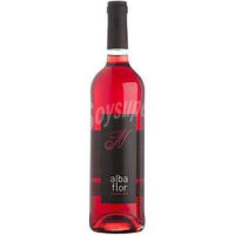 Albaflor Vino Rosado Binissalem Botella 75 cl