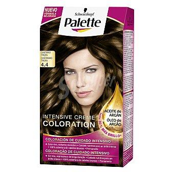 Palette Schwarzkopf Tinte Intense Color Cream 4,4 Castaño Trufa 1 ud