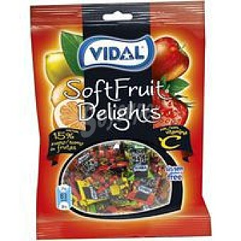 VIDAL Soft fruits delights 90 g