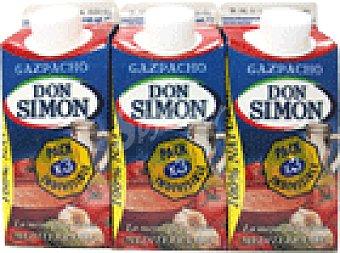 Don Simón Gazpacho Pack 3 uni x 330 ml