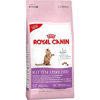 ROYAL CANIN KITTEN STERILISED Alimento especial para gatitos esterilizados de 6 a 12 meses de edad bolsa 2 kg Bolsa 2 kg