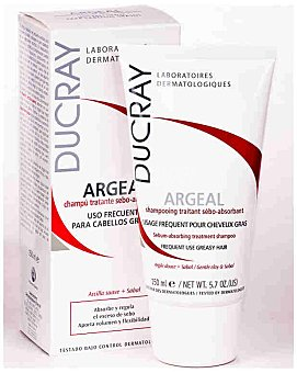 Ducray Champú Argeal Bote 150 ml