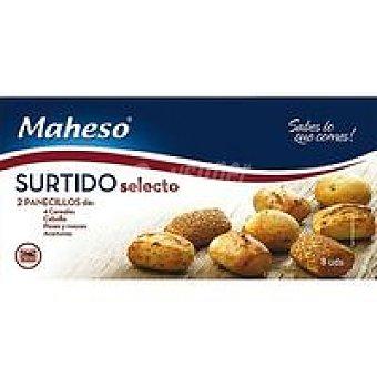 Maheso Surtido selecto panecillos Caja 310 g
